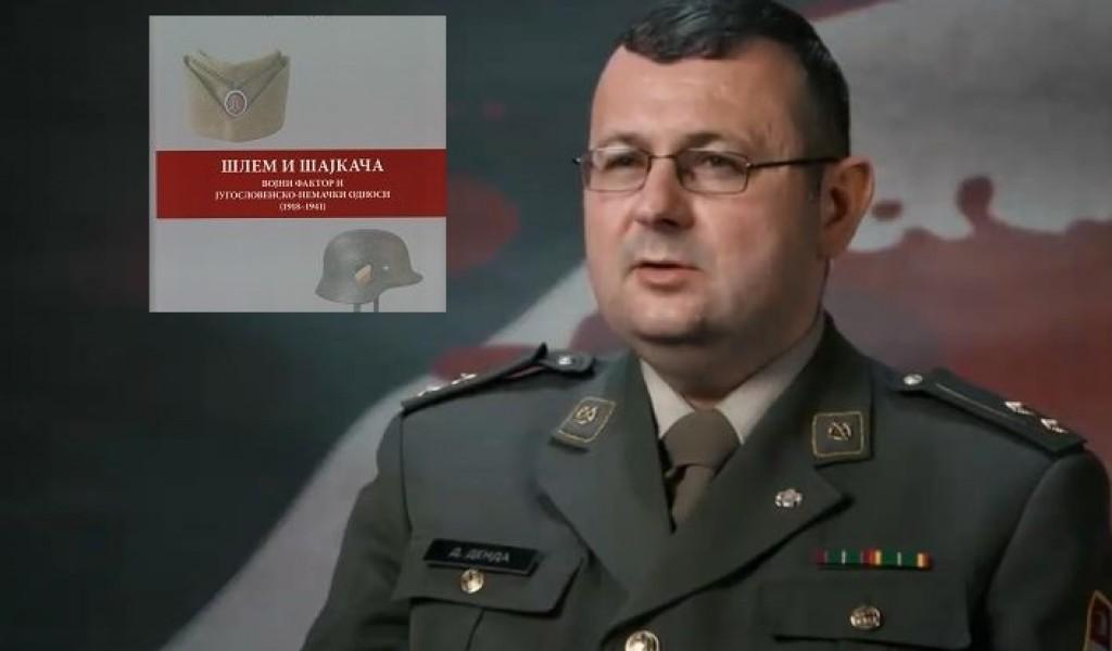 Pukovnik dr Dalibor Denda - Dobitnik Godišnje nagrade Đurđa I. Jelenića