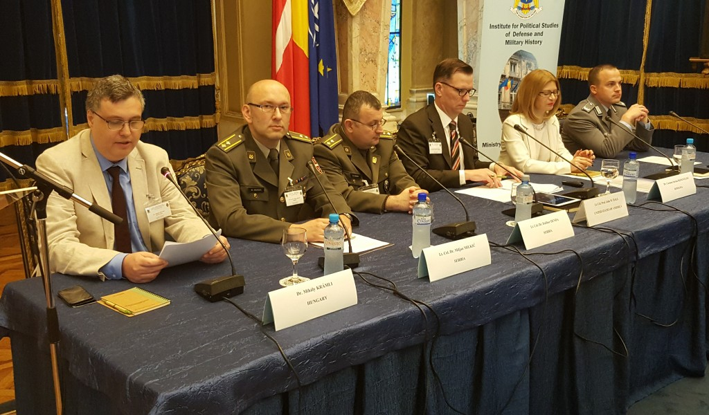 Researchers from the Strategic Research Institute participated at the 17th Annual Conference of the Conflict Studies Working Group in Romania