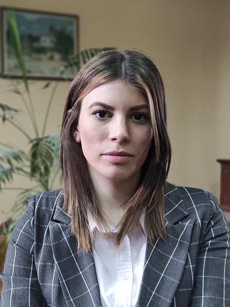 Анђелија Ђукић MA