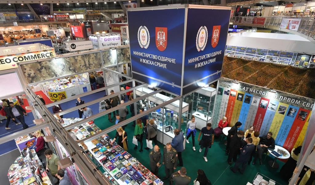 NAJAVA DOGAĐAJA Tribina na Beogradskom sajmu knjiga Geopolitički aspekti savremenih bezbednosnih izazova Republike Srbije