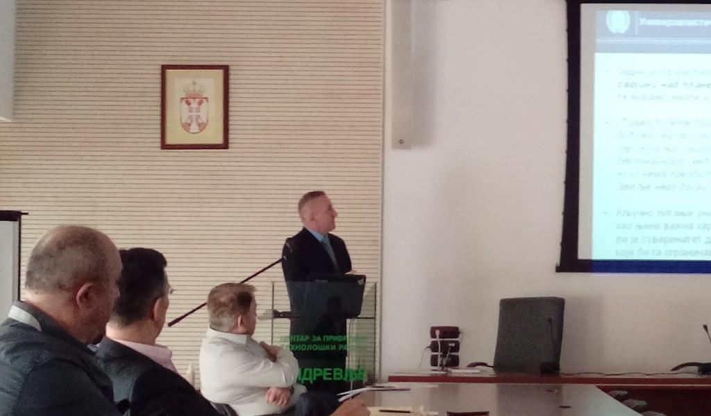 Учешће потпуковника др Милована Суботића на Meђународном научном скупу