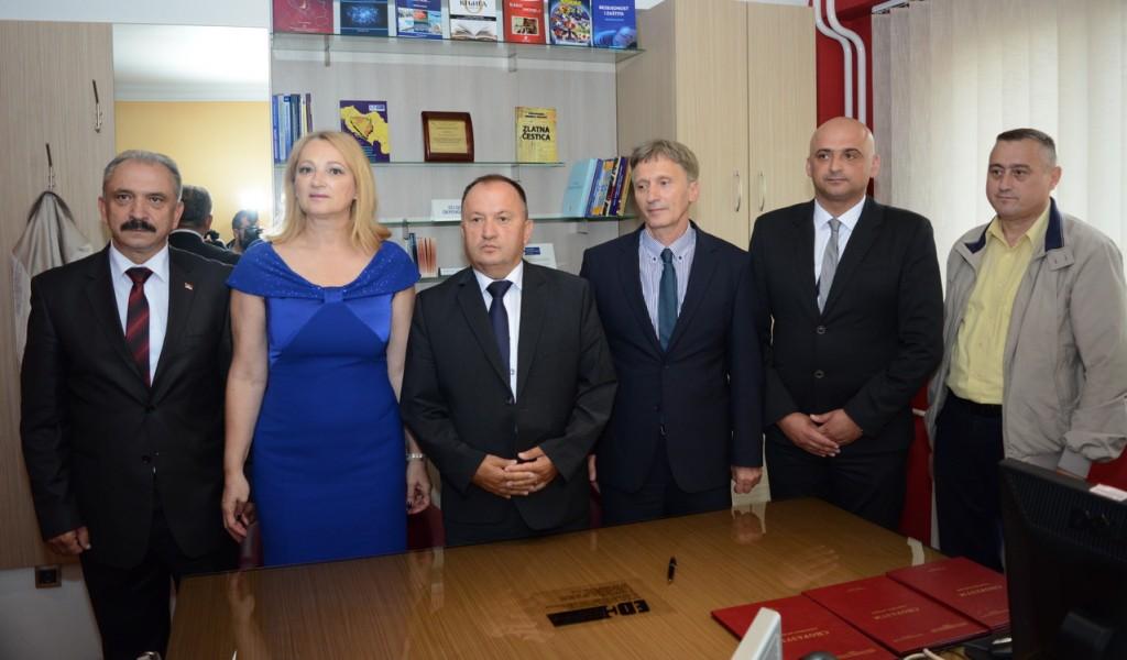 Споразум о научној сарадњи између Института за стратегијска истраживања и Европског дефендологија центра из Бања Луке