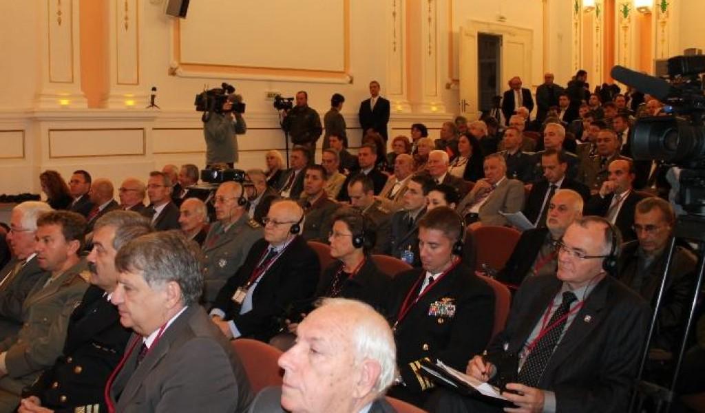 Međunarodna naučna konferencija Istraživanja u oblasti odbrane u Bugarskoj vekovna tradicija i novi horizonti