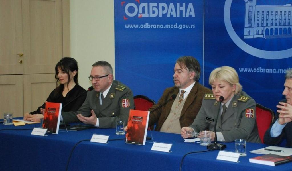Promocija knjige majora dr Milovana Subotića Ekstremizam pod okriljem religije