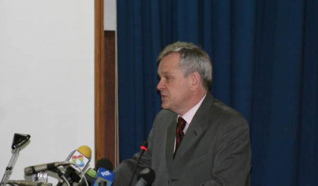 Predavanje ruskog ambasadora o Osnovama evropske bezbednosti