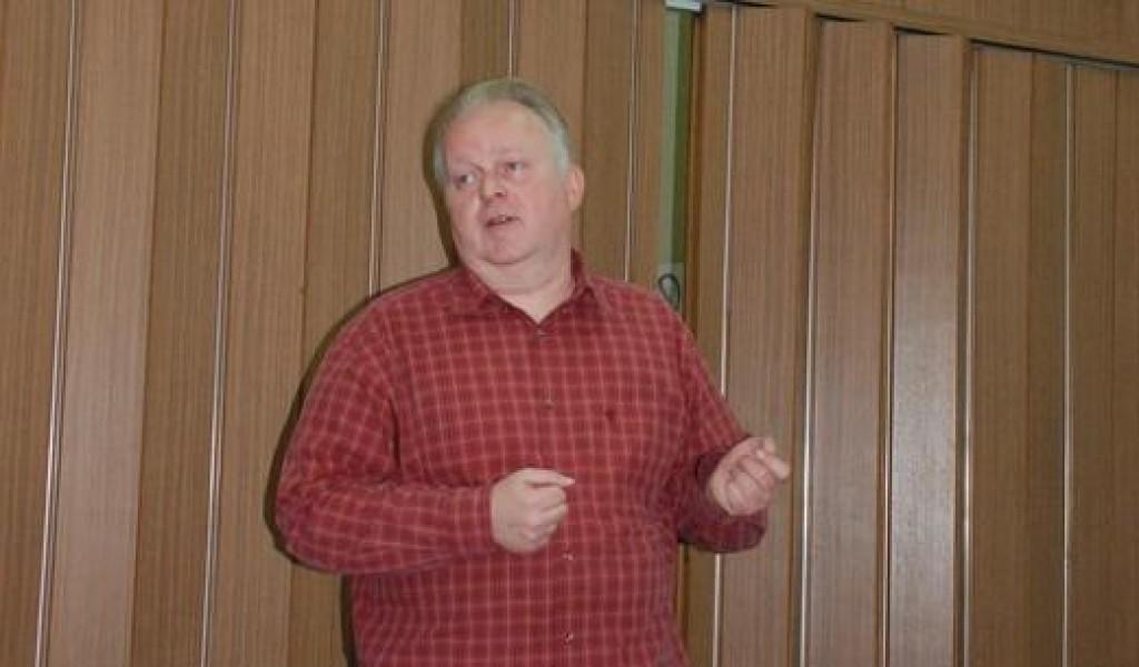Emil Holcer održao predavanje u Institutu za strategijska istraživanja