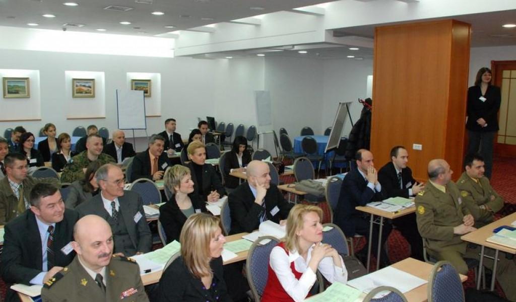 Одржан први модул ESDP тренинг програма Свеобухватни институционални оквир и актуелне теме