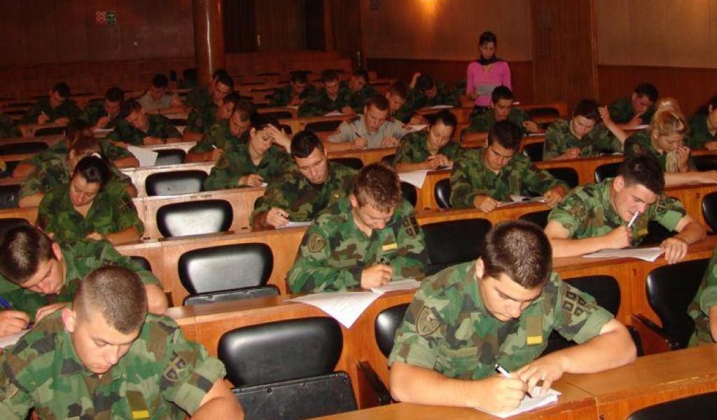 Обављено емпиријско истраживање Прилагођеност студената Војне академије условима школовања и полигонској обуци