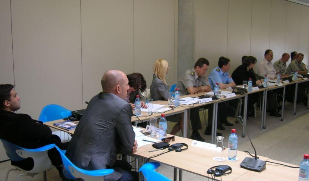 SRI Researchers Attended the Seminar NATO A Strategic and Operational Perspective