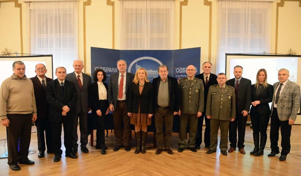 Округли сто Сто година од Првог светског рата искуства и поуке