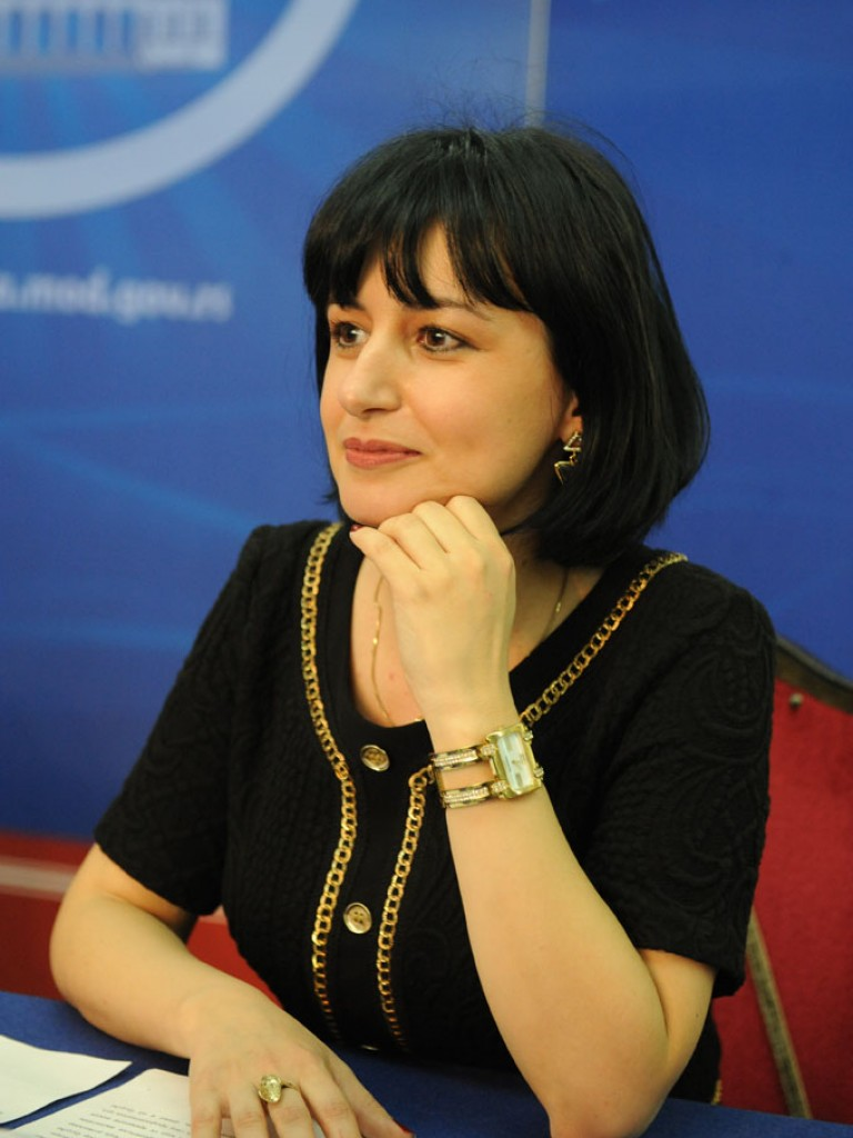 Docent Anita Djordjević PhD