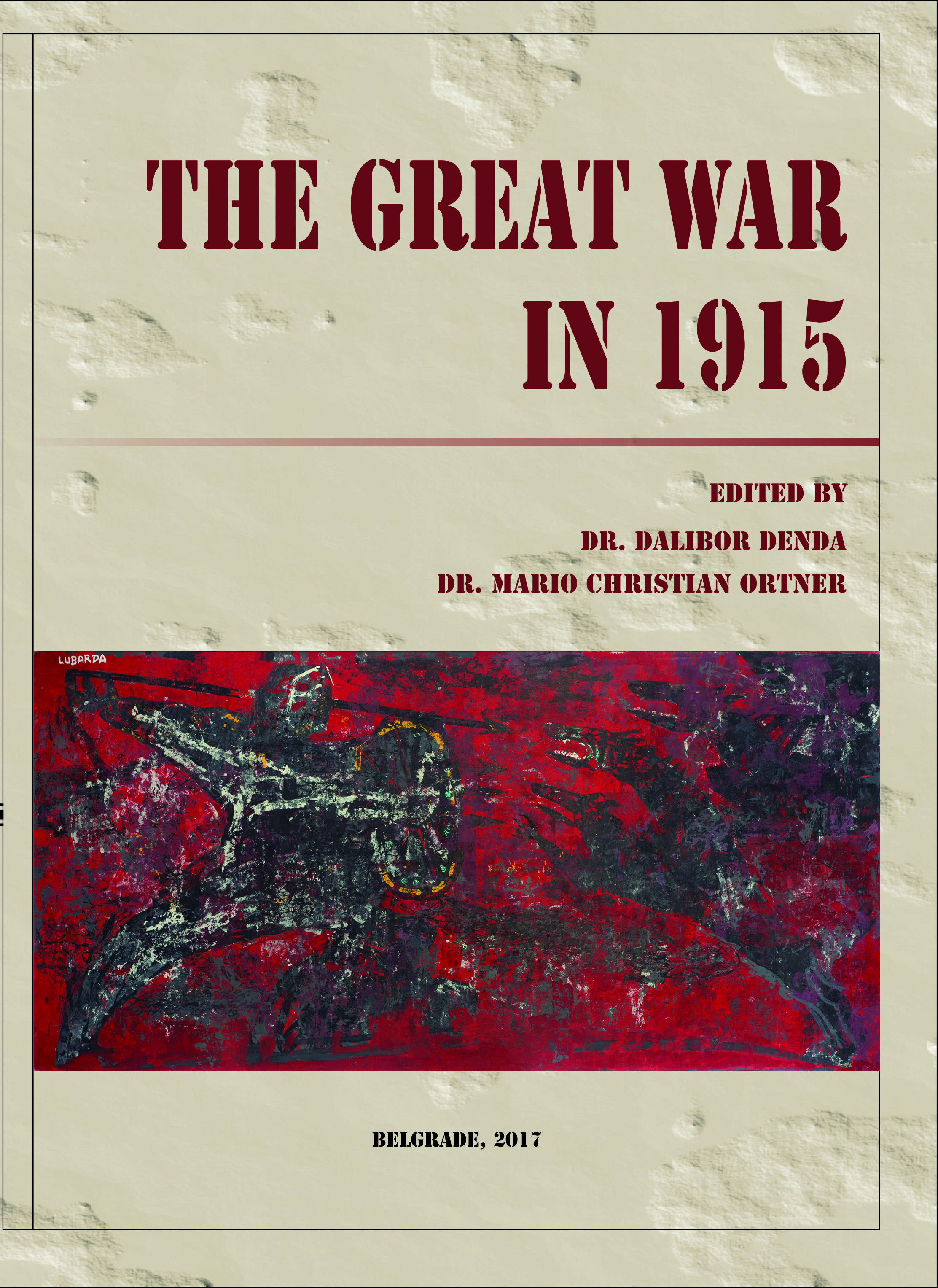 Зборник радова The Great War in 1915
