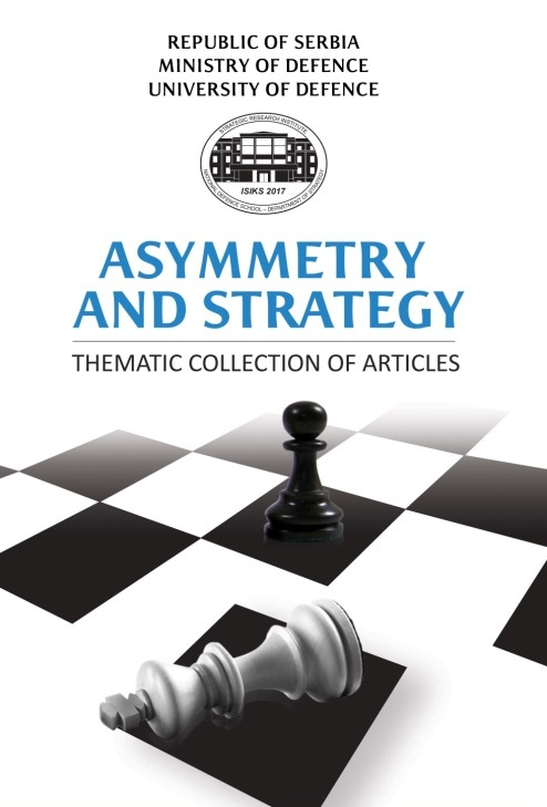 The Thematic Collection of Articles Asymmetry and Strategy