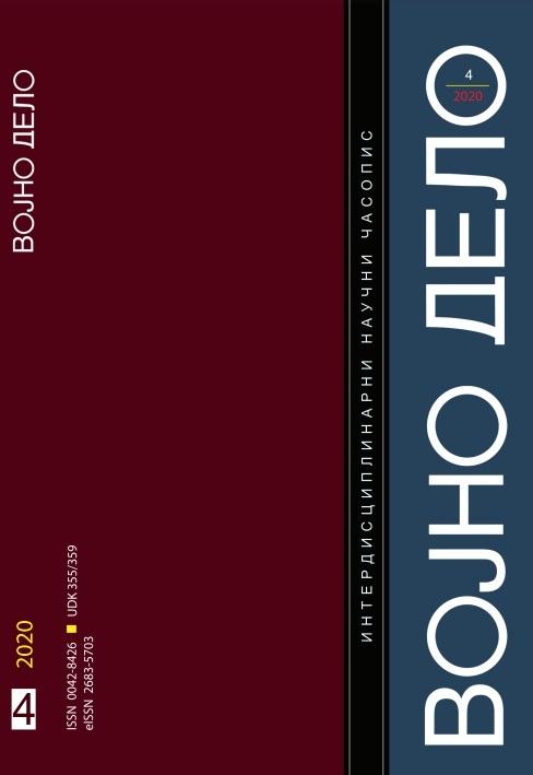 Strateška kultura kao determinanta nacionalne bezbednosti u funkciji podrške konceptu vojne neutralnosti Vojno delo br 4 2020