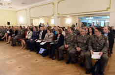 "Promotion of the study ""The Position of Women in the Armed Forces in the Western Balkans"""
