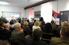 Strategic Research Institute and Military Archive's Day Celebrated