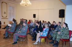 """Međunarodni naučni skup """"Stres u vojnoj profesiji – dostignuća i perspektive"""""""