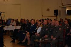 "International Scientific Meeting ""Stress in the Military Profession - Achievements and Perspectives"""