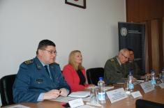 "The Thematic Meeting ""Hybrid Warfare - a Dilemma of the Concept of Contemporary Conflicts"" was held at The Strategic Research Institute"