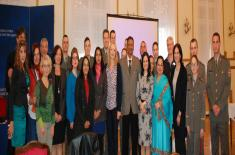 """International Scientific Meeting """"Stress in the Military Profession - Achievements and Perspectives"""""""