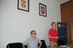 Предавање професора Мирослава Младеновића на Институту за стратегијска истраживања