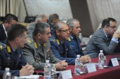 "Scientific conference ""Serbia and the strategic crossroads"" opens"