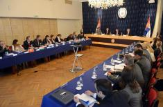 Seminar on implementation of Common Security and Defence Policy