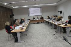 Учешће представника Министарства одбране на осмом регионалном састанку представника/ца механизама родне равноправности земаља западног Балкана