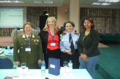 "Научна конференција ""UN Security Council Resolution 1325  on Women Peace and Security - Models for Operationalisation"""