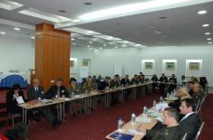 """Одржан први модул ESDP тренинг-програма """"Свеобухватни институционални оквир и актуелне теме"""""""