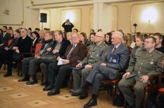 """Okrugli sto """"Sto godina od Prvog svetskog rata – iskustva i pouke"""""""
