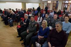 """Predstavljeno posebno izdanje """"Vojnog dela"""" posvećenog strateškoj kulturi"""