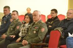 """Промоција монографије """"Асиметричне форме угрожавања безбедности на примеру Југоисточне Европе"""""""