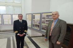 Visit of the delegation of the Center for Military History and Social Sciences of the German Army