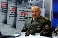 Colonel Veljko Blagojevic, PhD Sci.