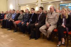 Promotion of the book on security and defence aspects of Serbia